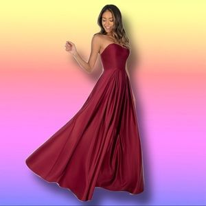 TAKING OFFERS Enchanted Evening Ballgown